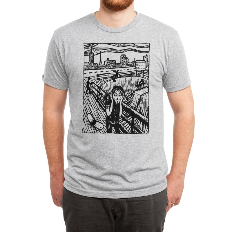The Scr-Emo Men's T-Shirt by Threadless Artist Shop