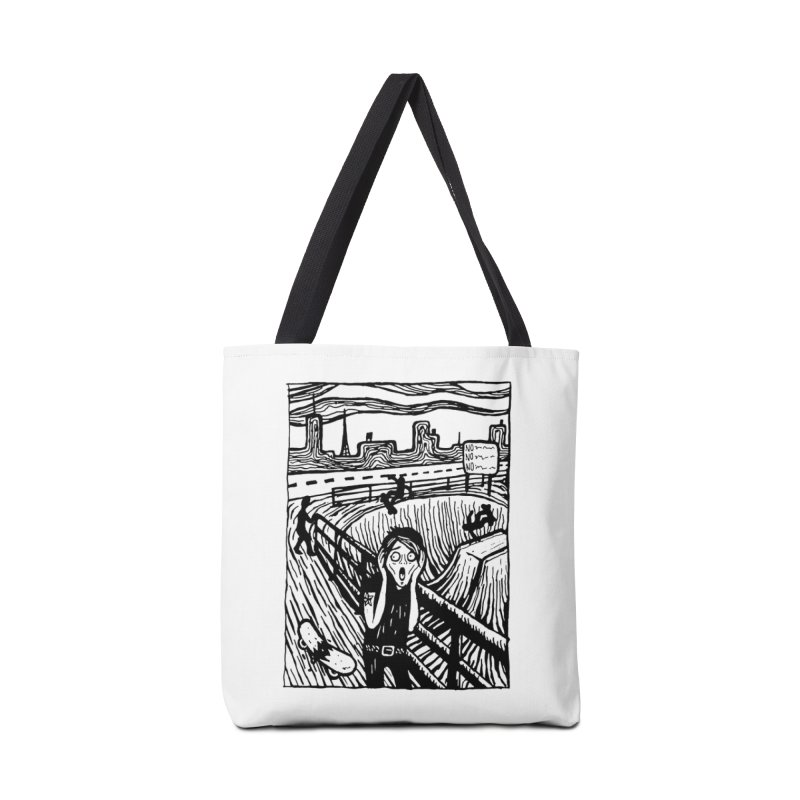 The Scr-Emo Accessories Bag by Threadless Artist Shop