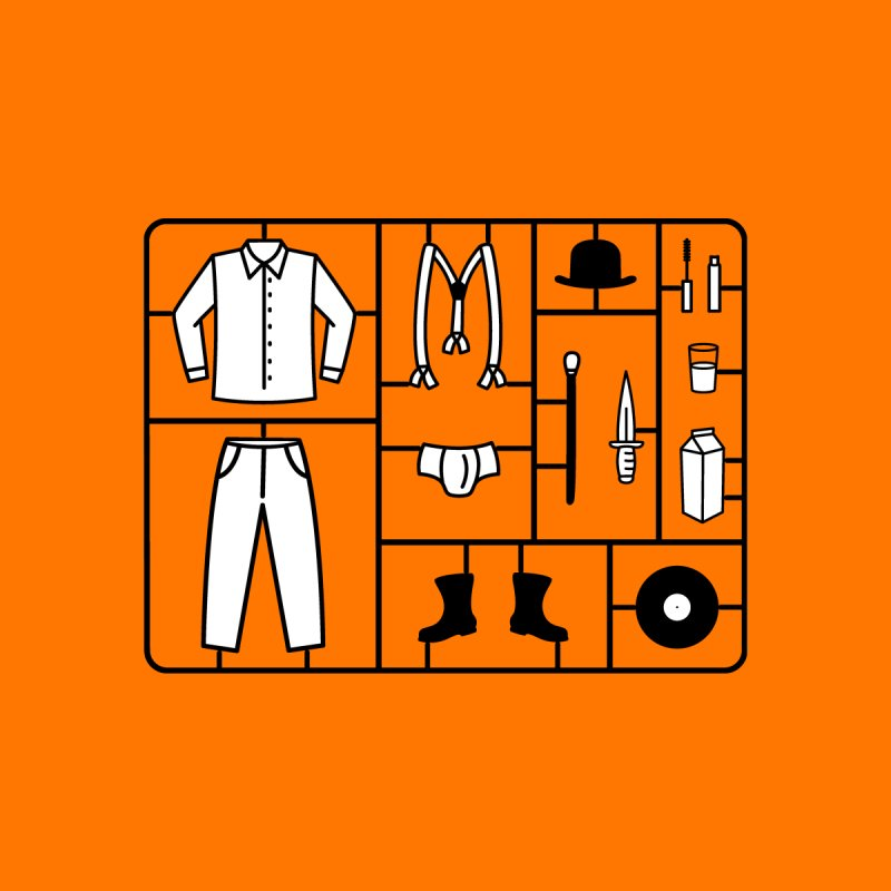 Clockwork Kit Men's T-Shirt by Threadless Artist Shop