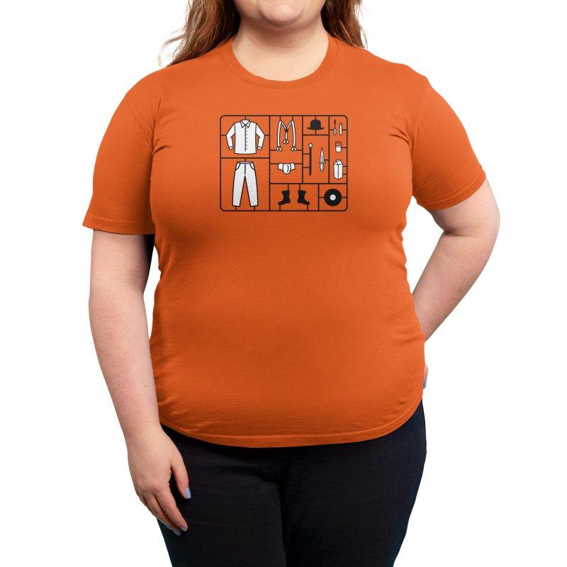 Clockwork Kit Women's T-Shirt by Threadless Artist Shop