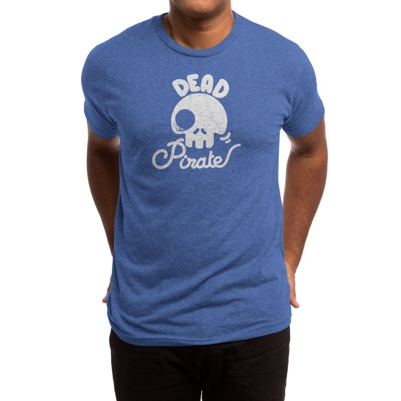 Dead Pirate Men's T-Shirt by Threadless Artist Shop