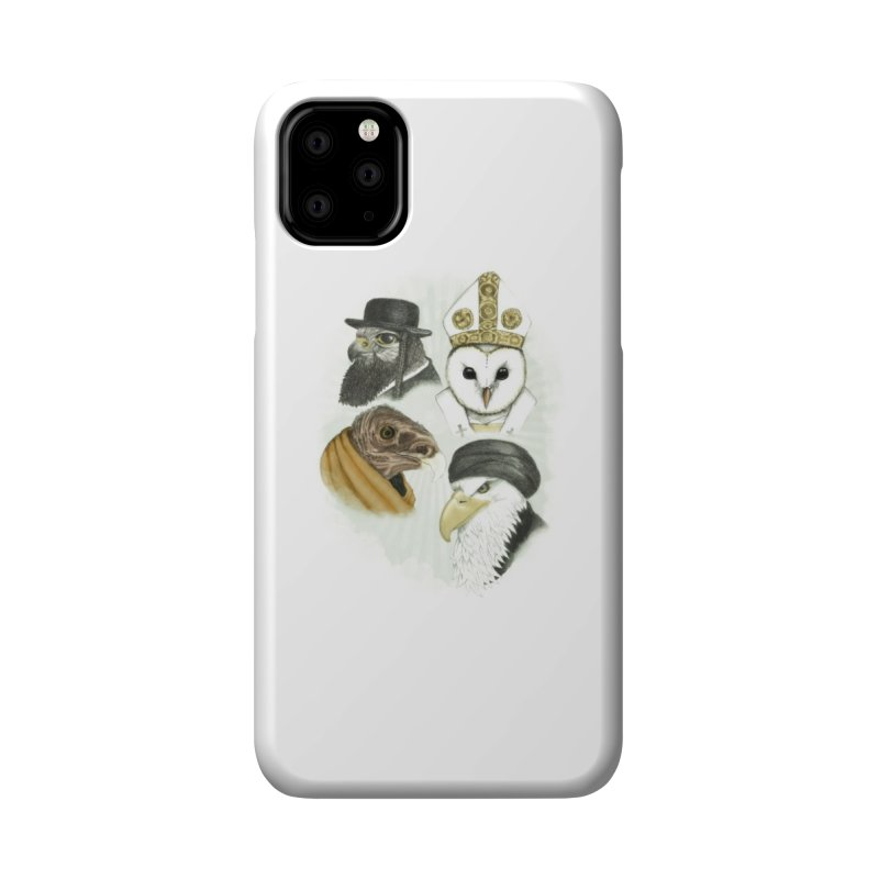 Birds of Pray Accessories Phone Case by Threadless Artist Shop