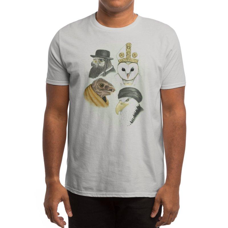 Birds of Pray Men's T-Shirt by Threadless Artist Shop
