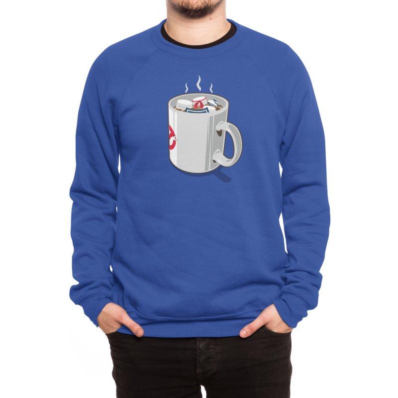 Something Strange, In Your Beverage... Men's Sweatshirt by Threadless Artist Shop