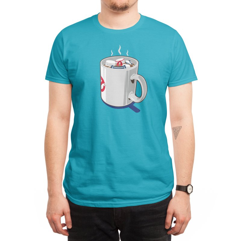 Something Strange, In Your Beverage... Men's T-Shirt by Threadless Artist Shop