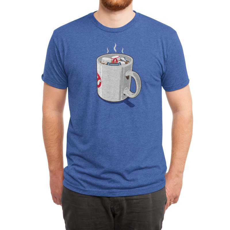 Something Strange, In Your Beverage... Men's T-Shirt by Threadless Artist Shop
