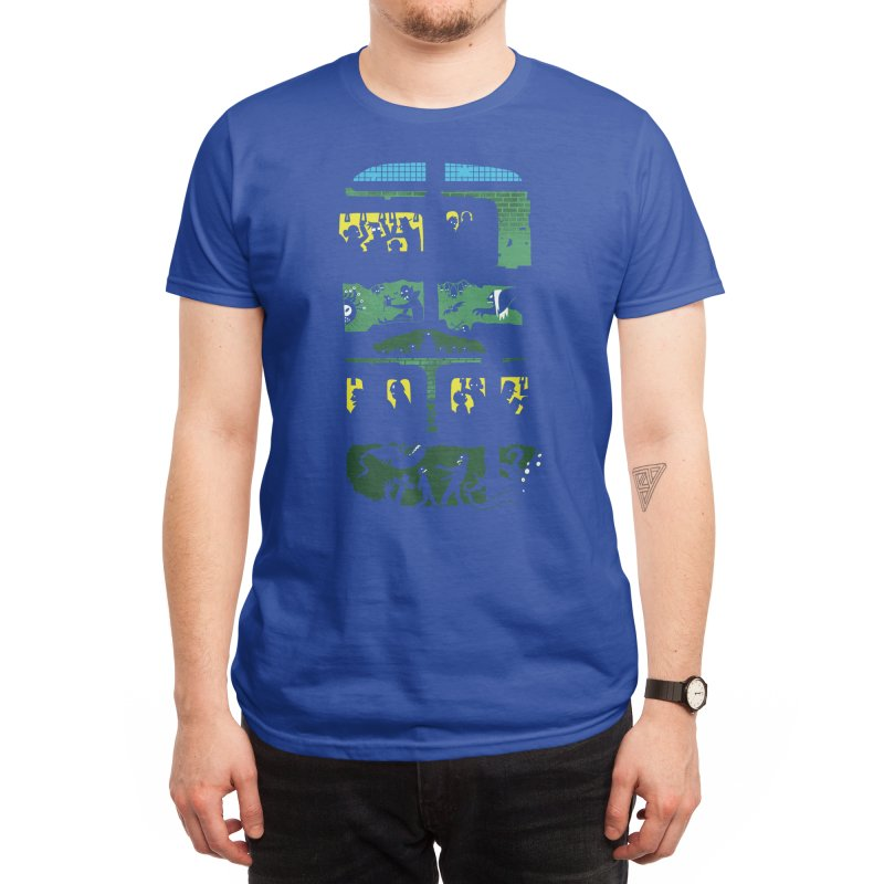 What Lies Beneath Men's T-Shirt by Threadless Artist Shop