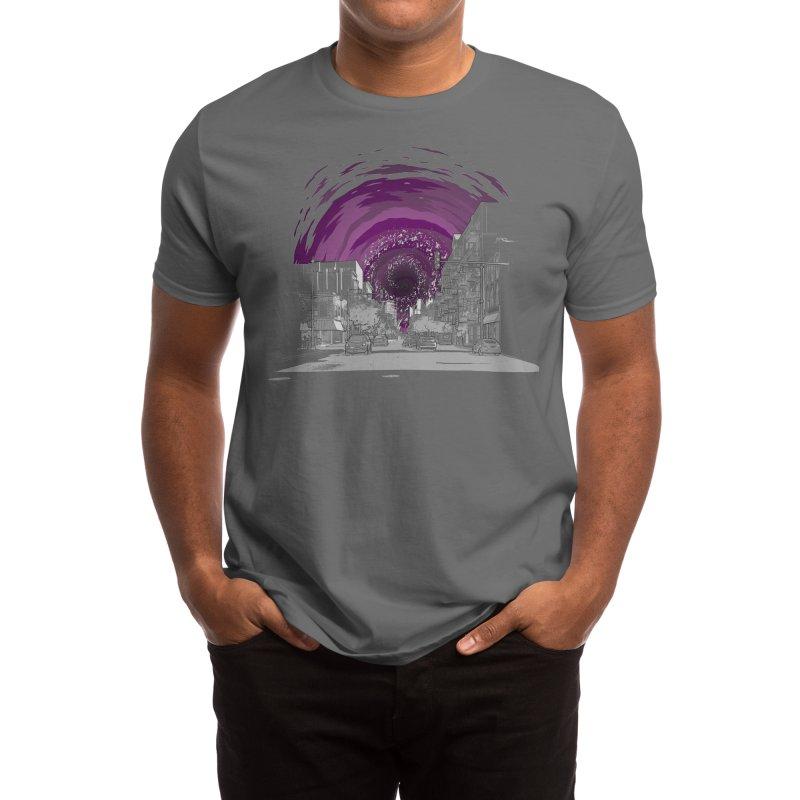 Event Horizon Men's T-Shirt by Threadless Artist Shop