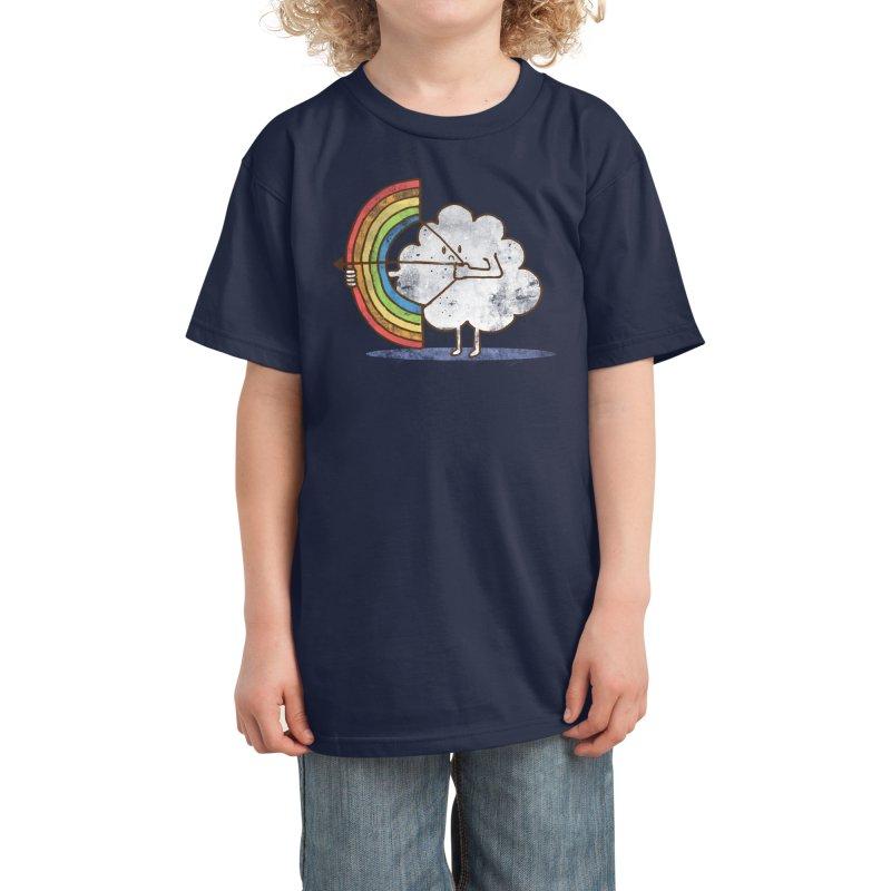 rainBOW Kids T-Shirt by Threadless Artist Shop