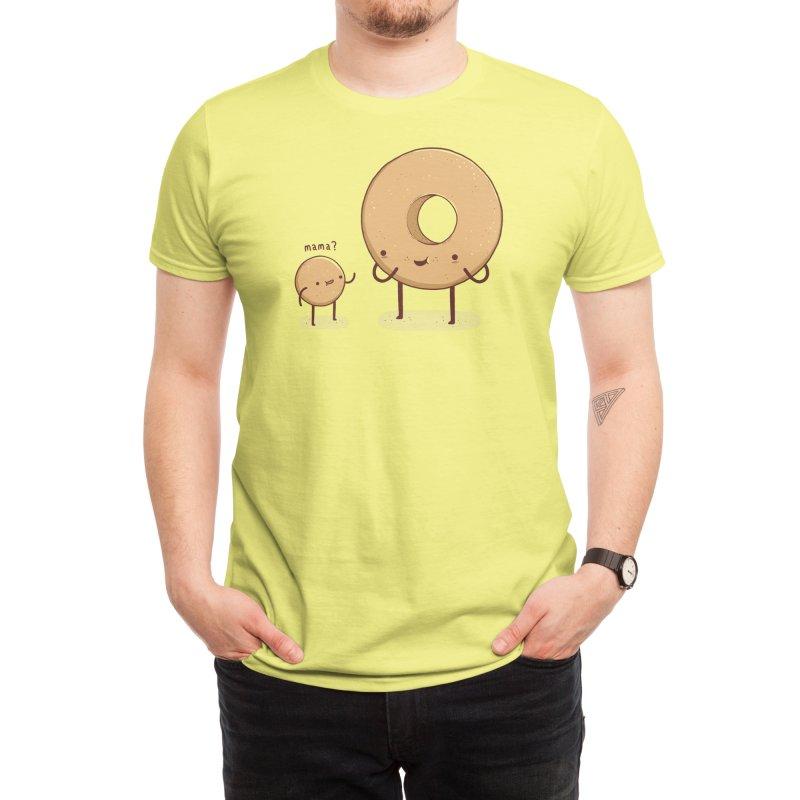 My Mama Gave Me Life! Men's T-Shirt by Threadless Artist Shop