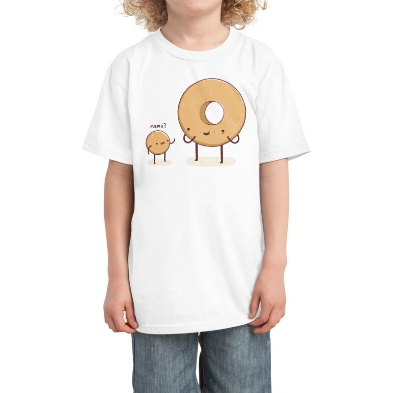 My Mama Gave Me Life! Kids T-Shirt by Threadless Artist Shop