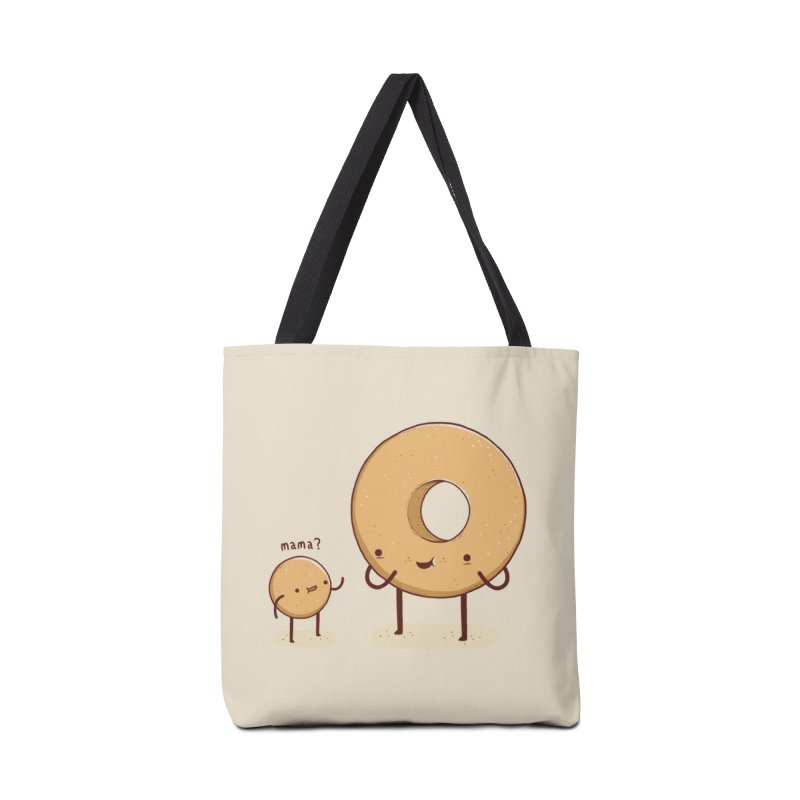 My Mama Gave Me Life! Accessories Bag by Threadless Artist Shop