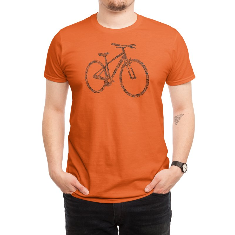 Mapped Out: DTG Men's T-Shirt by Threadless Artist Shop