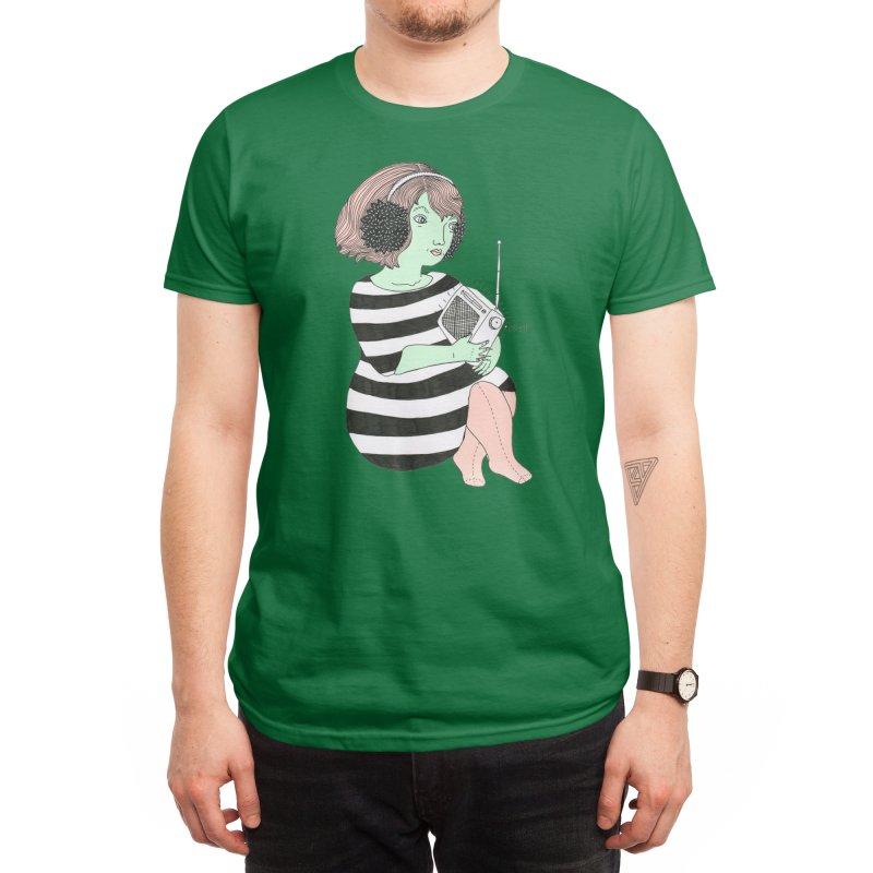 Not This Broadcast Men's T-Shirt by Threadless Artist Shop