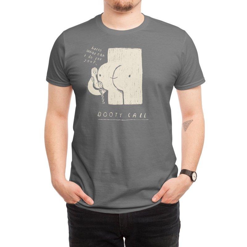 booty call. Men's T-Shirt by Threadless Artist Shop