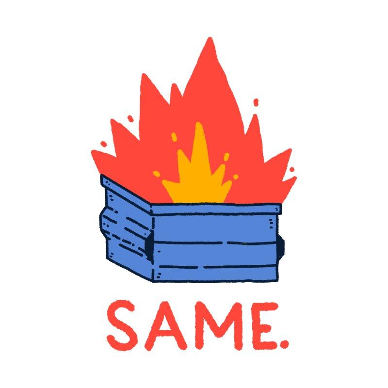 Same. Men's T-Shirt by Threadless Artist Shop