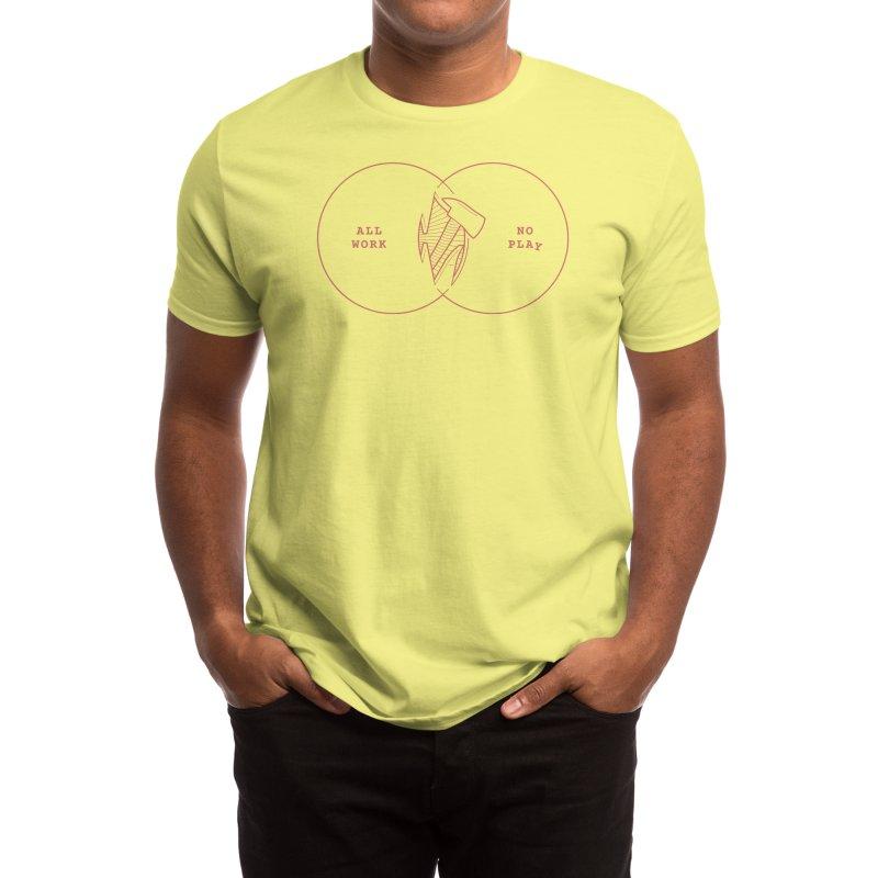 A Dull Boy Men's T-Shirt by Threadless Artist Shop