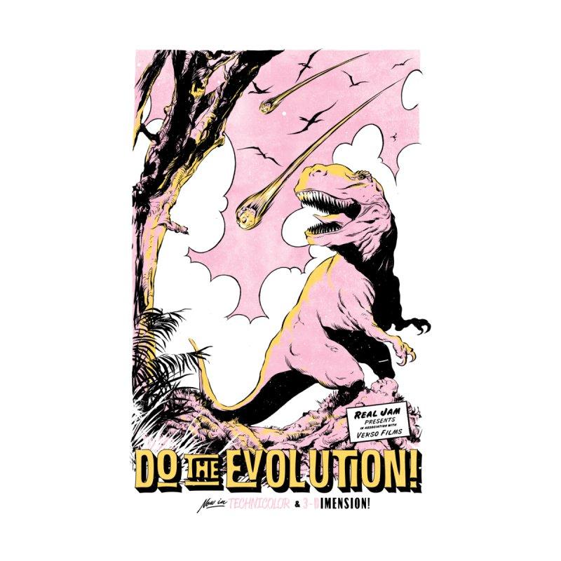 Evolution Men's T-Shirt by Threadless Artist Shop