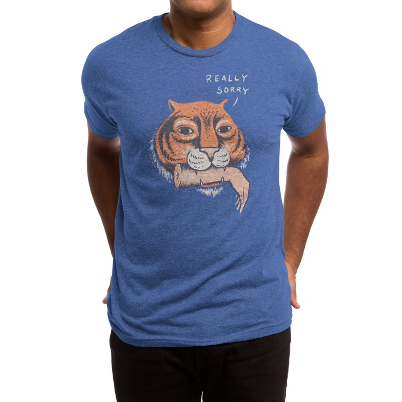 Really Sorry Men's T-Shirt by Threadless Artist Shop