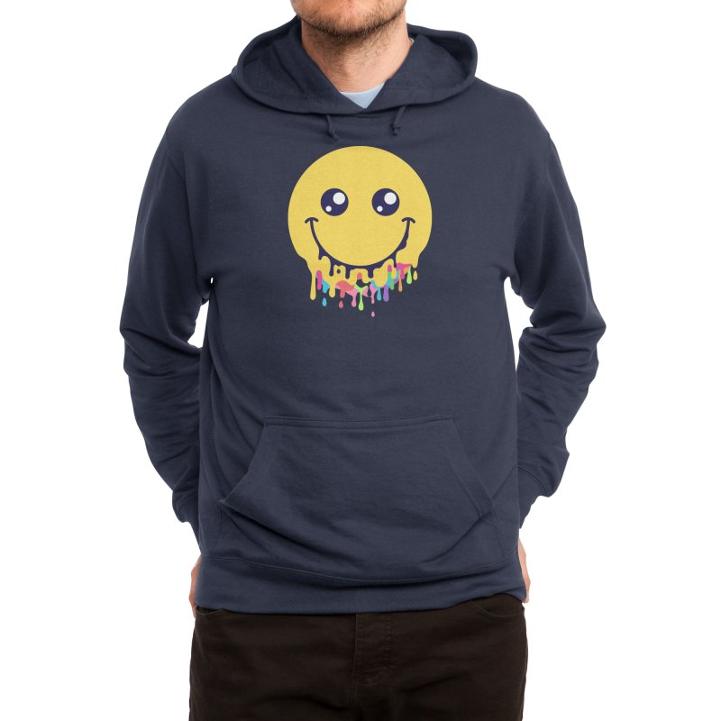 Melt Down Men's Pullover Hoody by Threadless Artist Shop