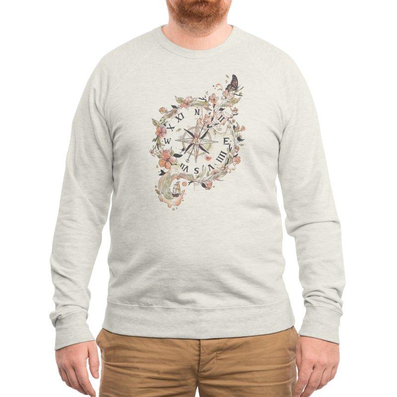 Au Revoir Men's Sweatshirt by Threadless Artist Shop