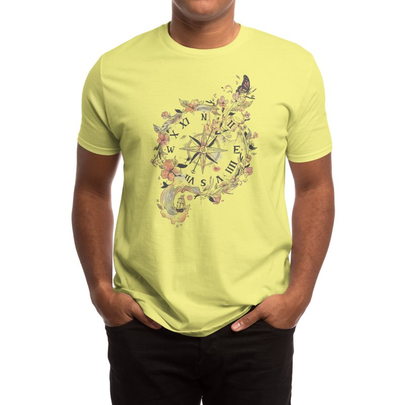 Au Revoir Men's T-Shirt by Threadless Artist Shop