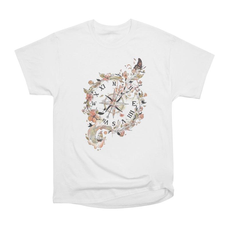 Au Revoir Men's T-Shirt by Threadless Artist Shop