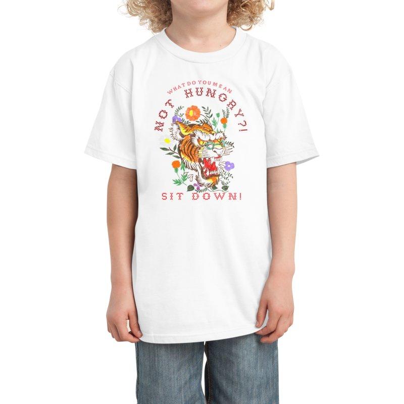 Grandma's Territory Kids T-Shirt by Threadless Artist Shop