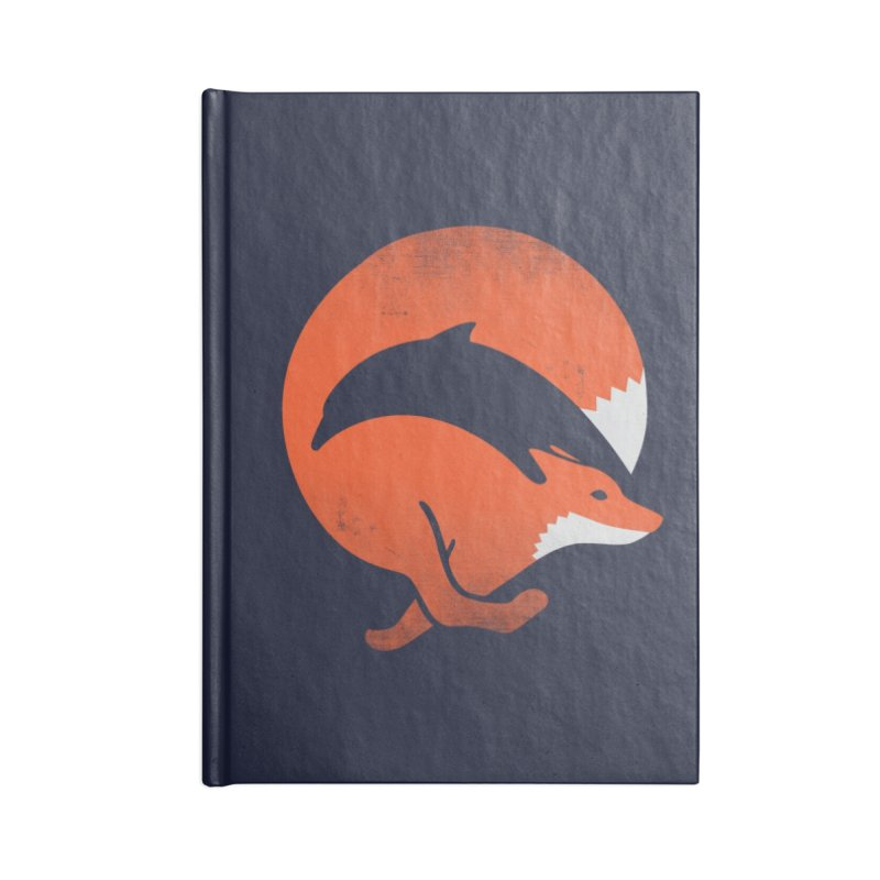 Dolphox Accessories Notebook by Threadless Artist Shop
