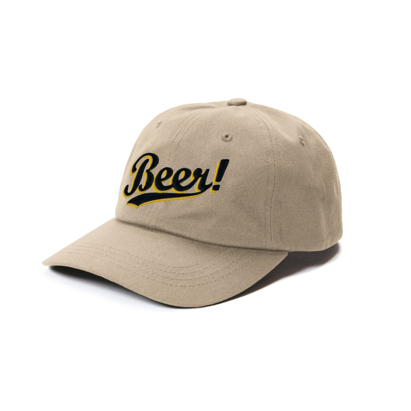 Beer! Accessories Hat by Threadless Artist Shop