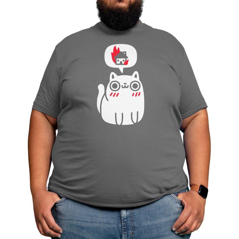 Dreaming Of Destruction Men's T-Shirt by Threadless Artist Shop