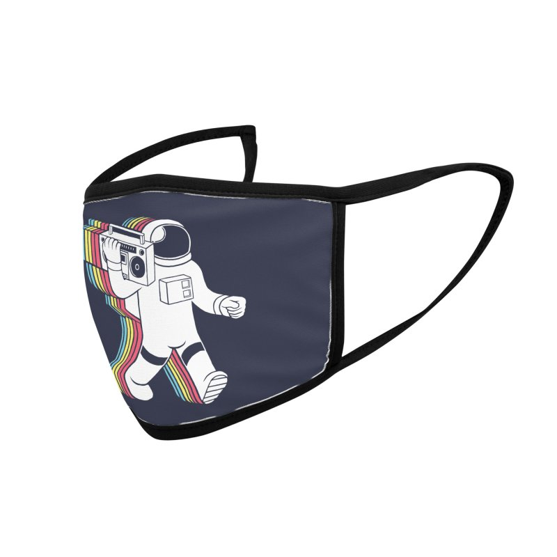 Funkalicious Accessories Face Mask by Threadless Artist Shop
