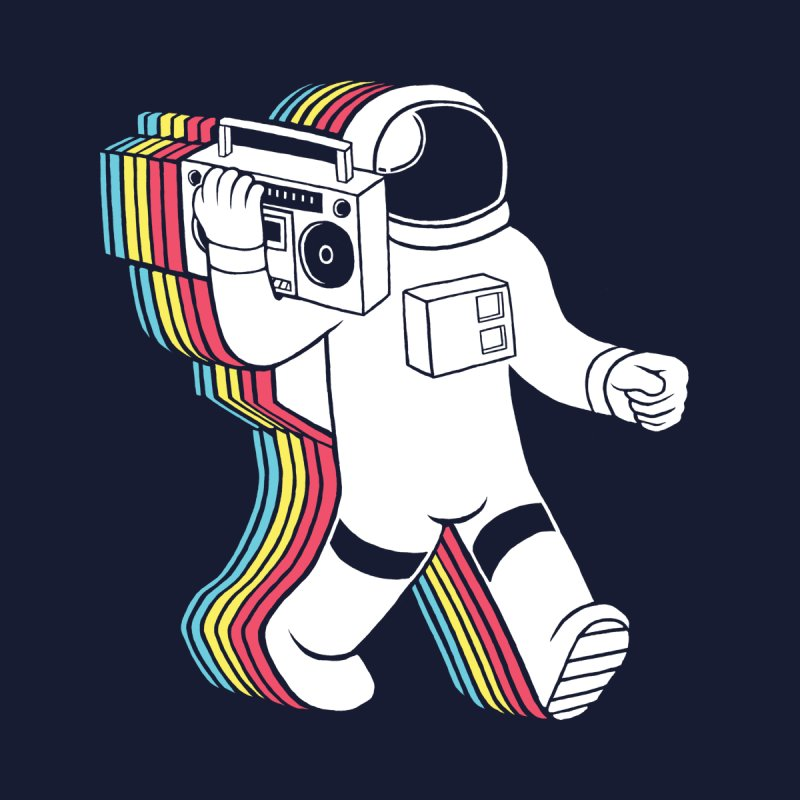 Funkalicious Men's T-Shirt by Threadless Artist Shop