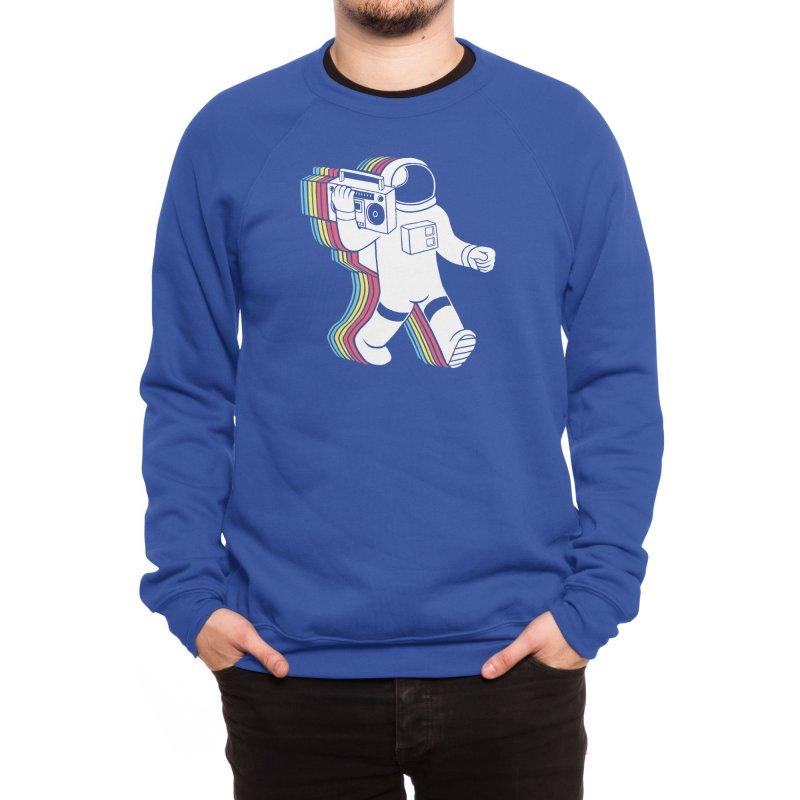 Funkalicious Men's Sweatshirt by Threadless Artist Shop