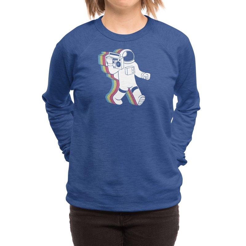 Funkalicious Women's Sweatshirt by Threadless Artist Shop