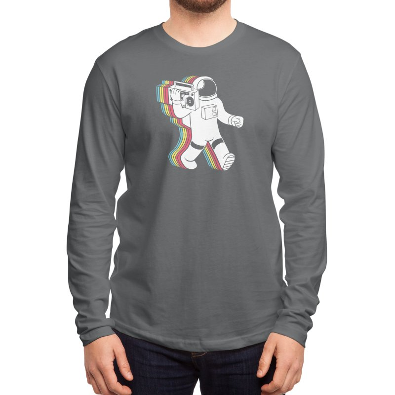 Funkalicious Men's Longsleeve T-Shirt by Threadless Artist Shop