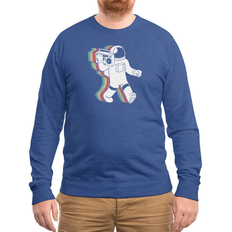 Funkalicious Men's Sweatshirt by Threadless Artist Shop