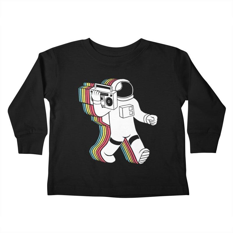 Funkalicious Kids Toddler Longsleeve T-Shirt by Threadless Artist Shop