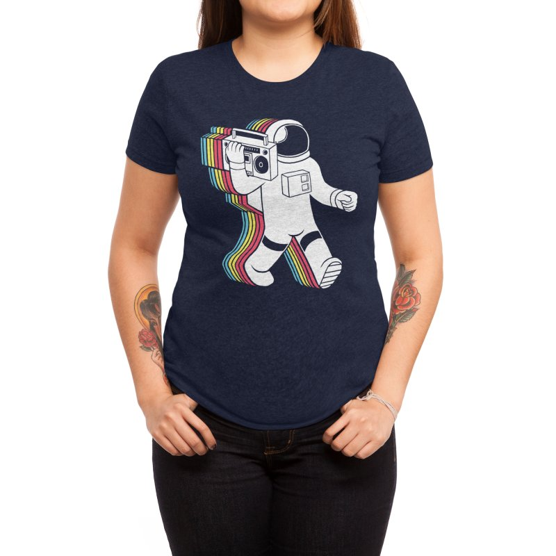 Funkalicious Women's T-Shirt by Threadless Artist Shop