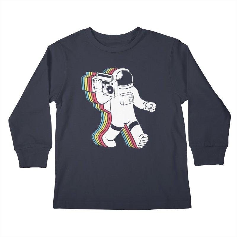 Funkalicious Kids Longsleeve T-Shirt by Threadless Artist Shop