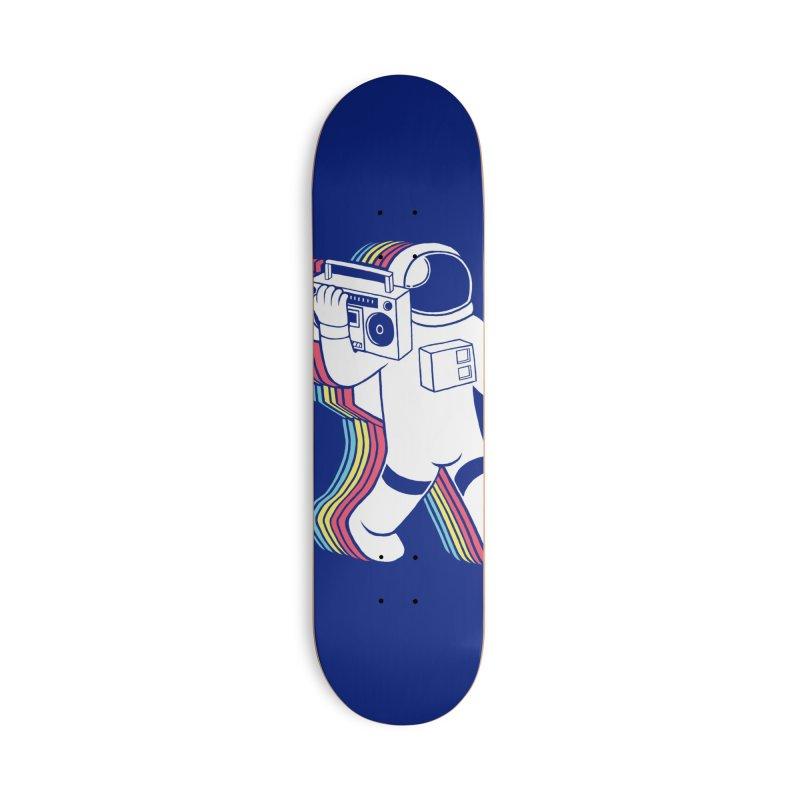 Funkalicious Accessories Skateboard by Threadless Artist Shop
