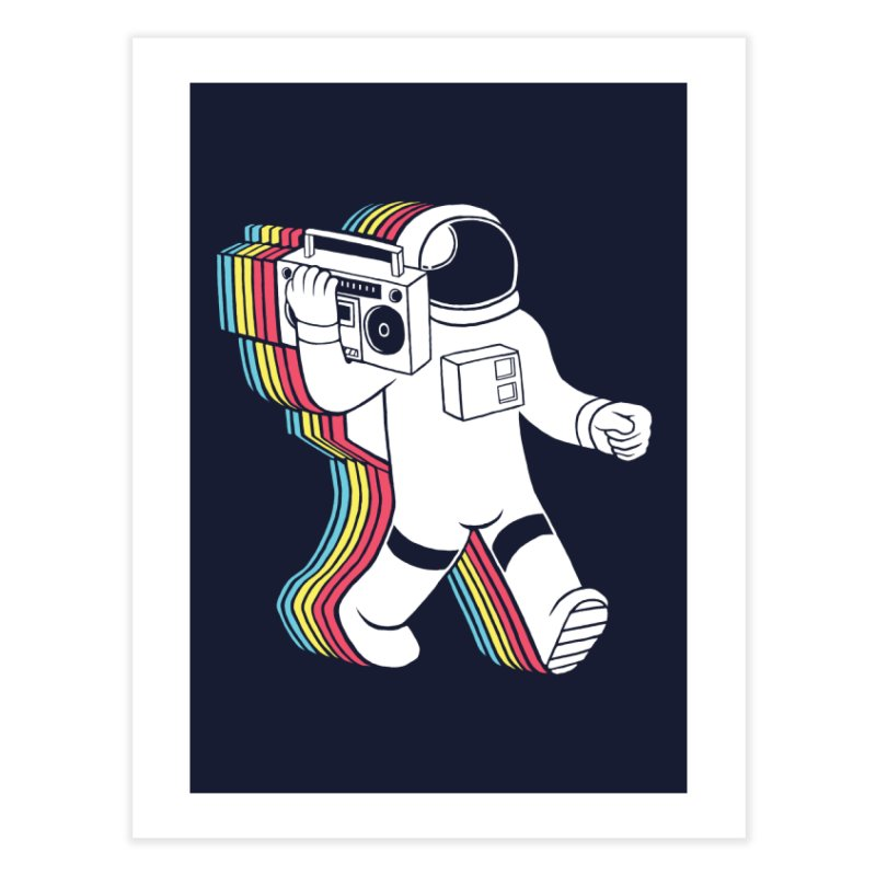 Funkalicious Home Fine Art Print by Threadless Artist Shop