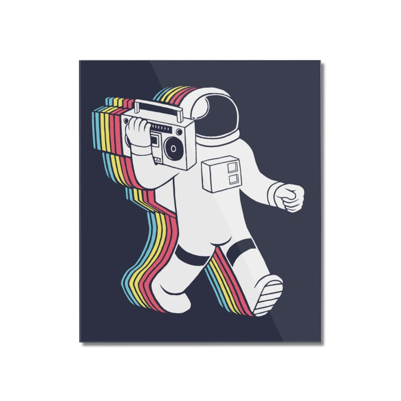 Funkalicious Home Mounted Acrylic Print by Threadless Artist Shop