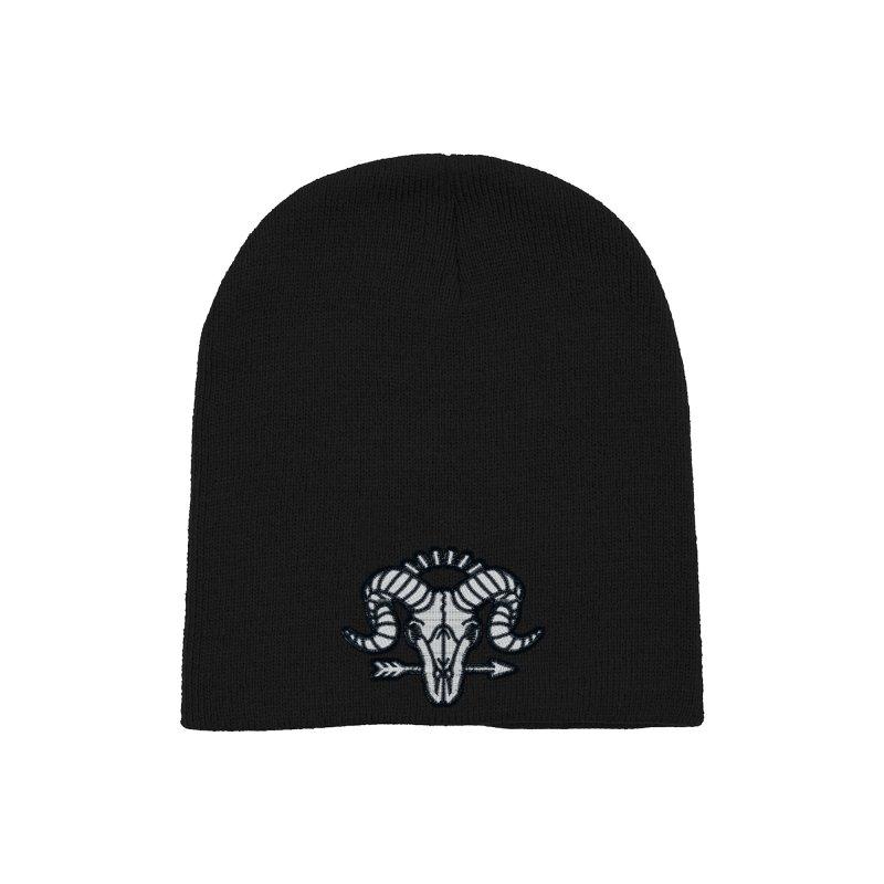 Goat Skull Accessories Hat by Threadless Artist Shop