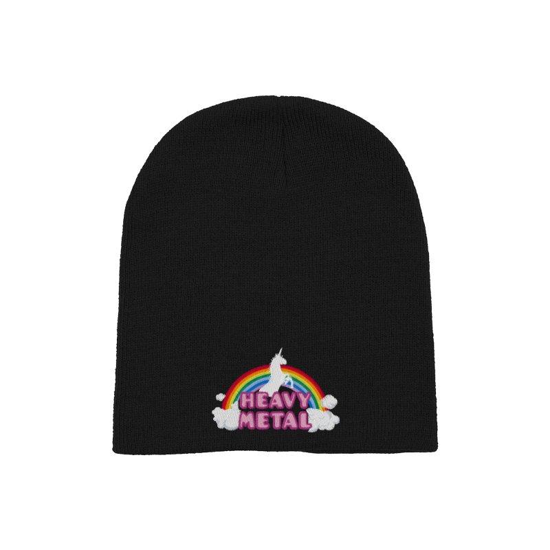 HEAVY METAL! Accessories Hat by Threadless Artist Shop