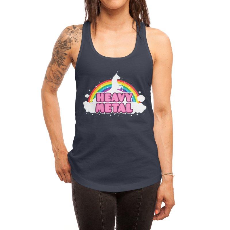 HEAVY METAL! Women's Tank by Threadless Artist Shop