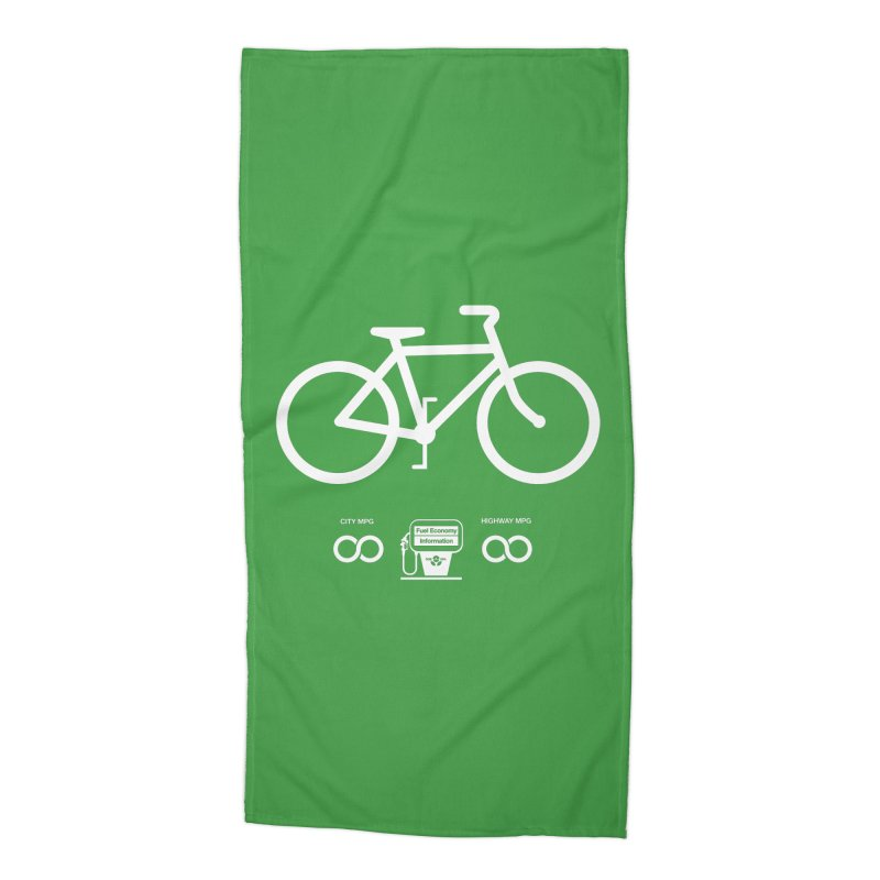 Infinity MPG Accessories Beach Towel by Threadless Artist Shop