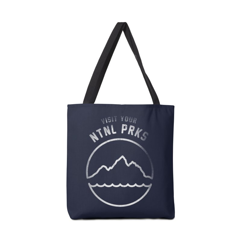 NTNL PRKS Accessories Bag by Threadless Artist Shop