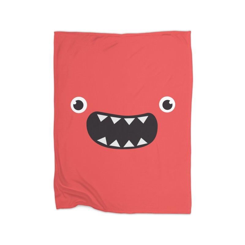 Om nom nom! Home Blanket by Threadless Artist Shop