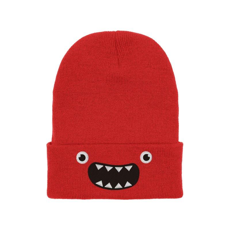 Om nom nom! Accessories Hat by Threadless Artist Shop